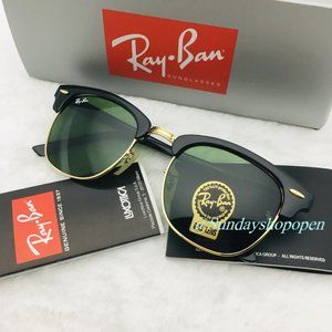 Ray-Ban RB3016 Clubmaster Sunglasses Size:51mm